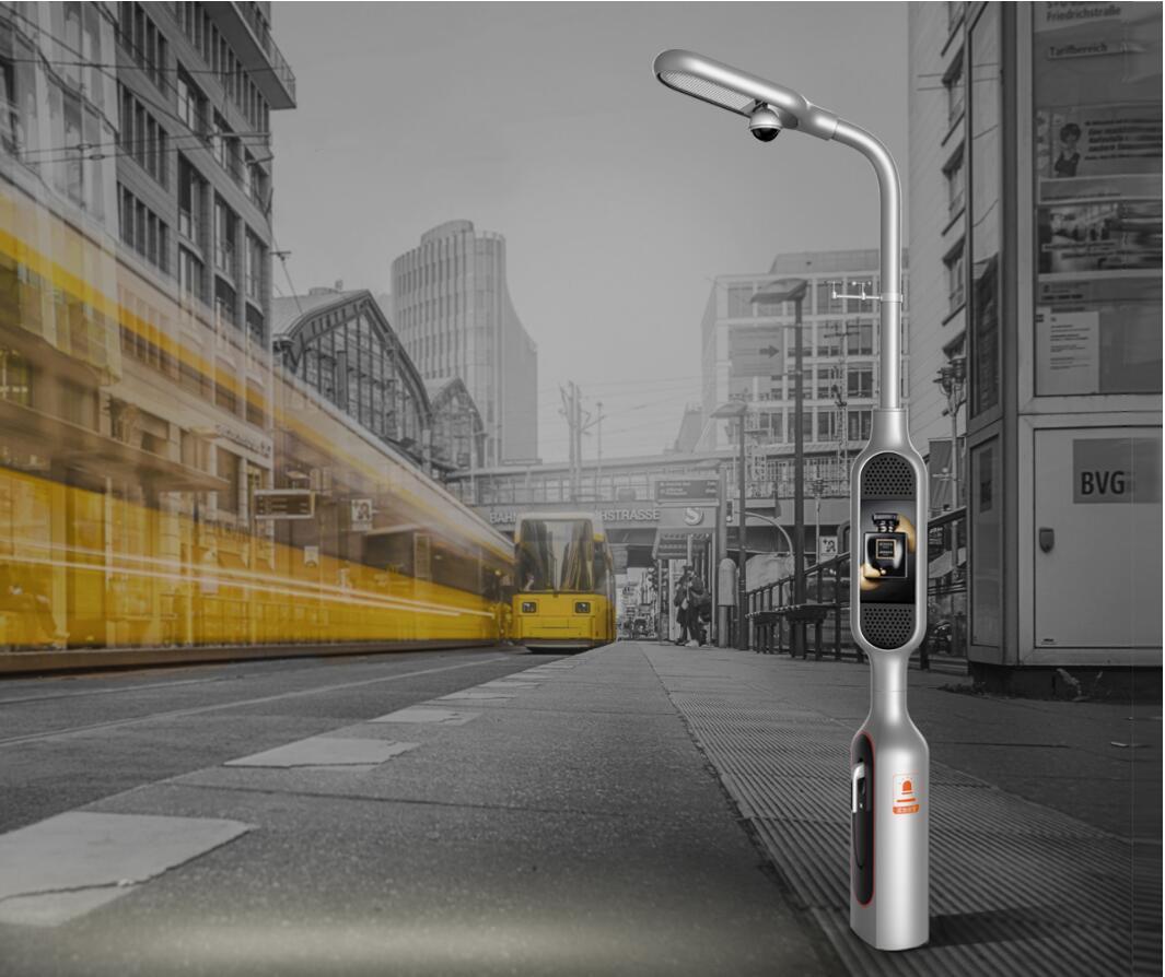 新型BoB全球体育投注平台路灯
