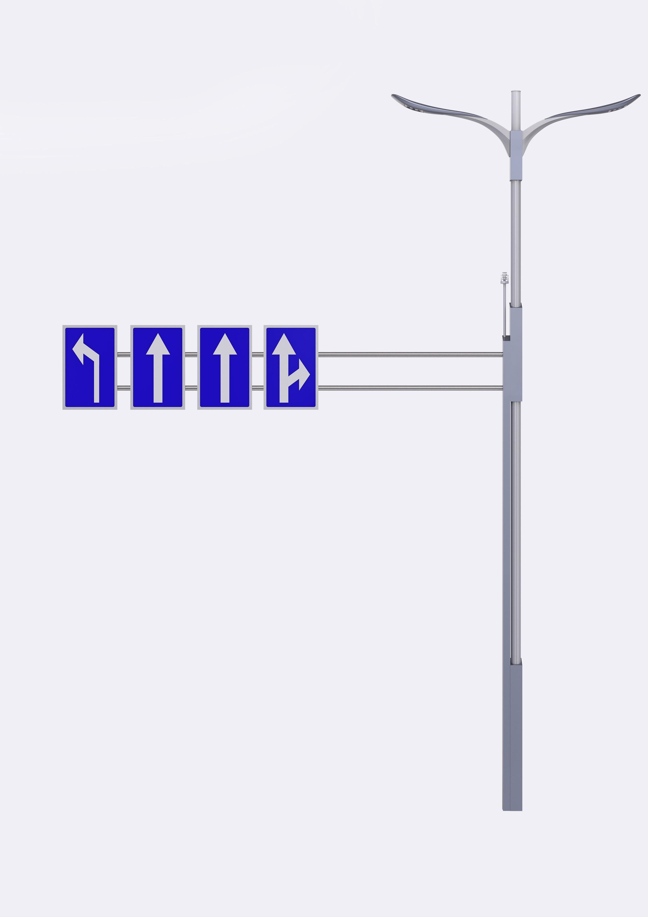 海鸥型BoB全球体育投注平台灯杆