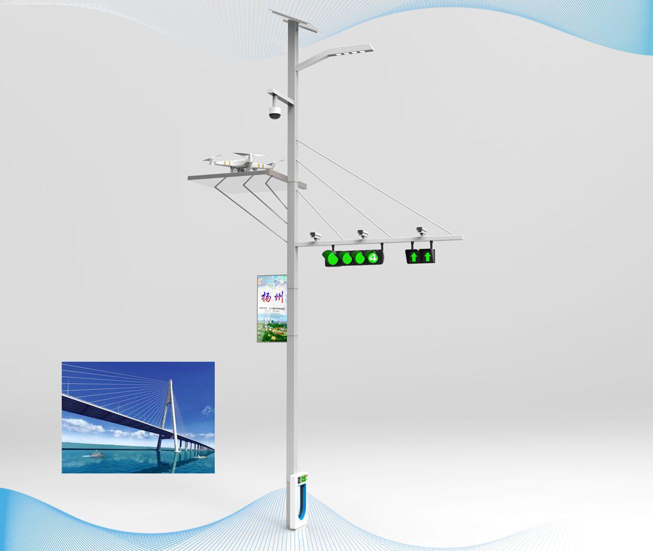 太阳能科技型BoB全球体育投注平台交通信号灯